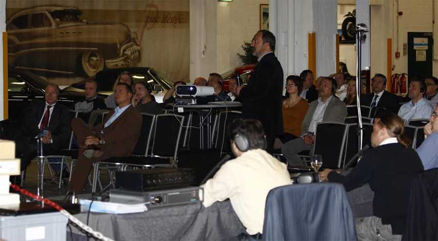 Európai kültéri védelmi konferencia