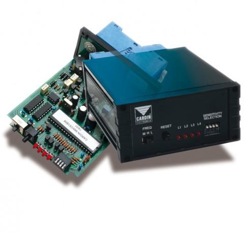 Önbeállító fémtömeg érzékelő, 24V