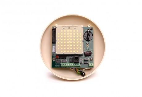 UMIRS professzionális kétpozíciós mikrohullámú érzékelő (adó és vevő egység). 10-100m