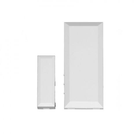 DSC Vezeték nélküli kisméretű nyitásérzékelő, lítium elemes, lapos kivitel