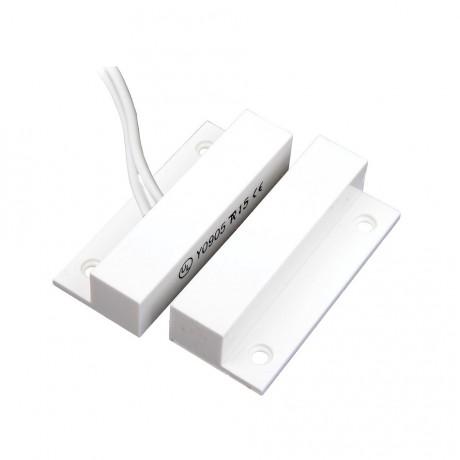 Tane Alarm felületre ragasztható nyitásérzékelő, közép kivezetéssel